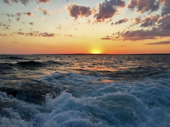 Ocean Drive Sunset