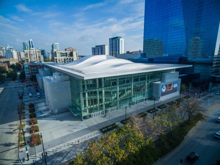 Wintrust Arena ©Rob Sall Photography