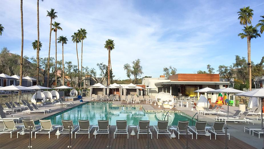 Andaz Scottsdale Pool