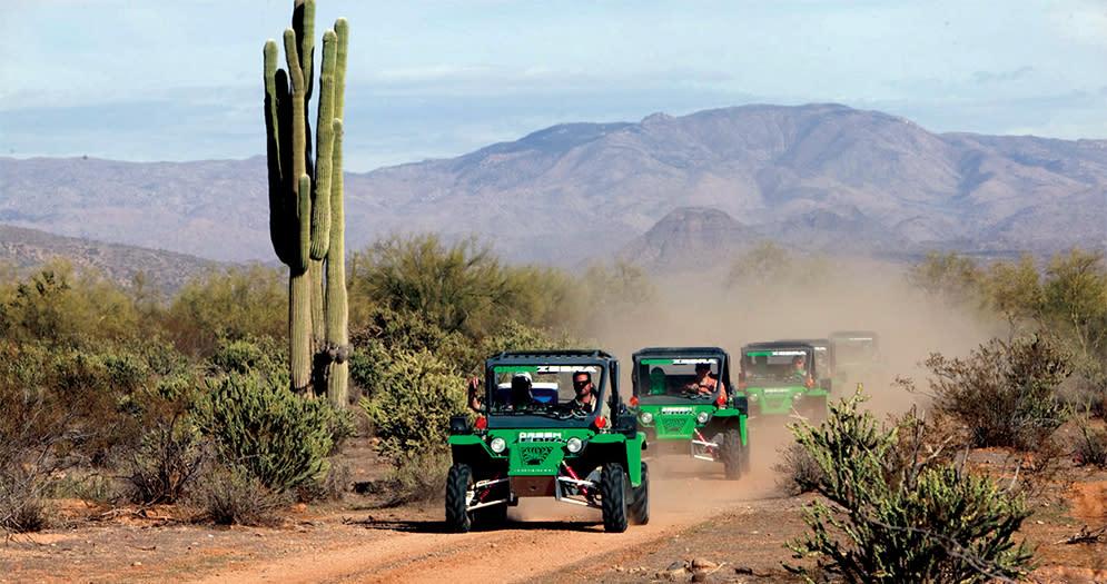 Top 5 Ways To Explore Scottsdale S Sonoran Desert