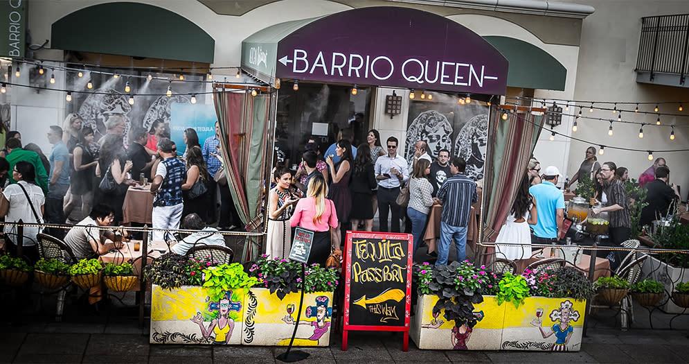 Barrio Queen Happy Hour