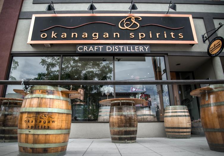 Okanagan Spirits 1