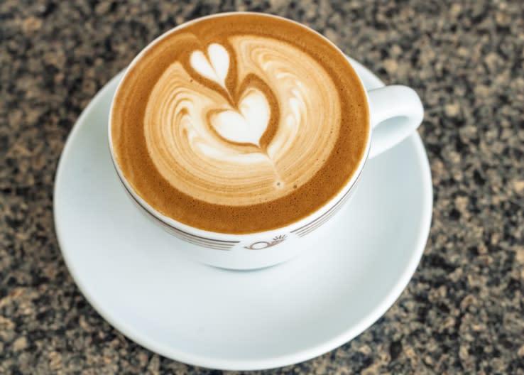 Messenger Cafe Green Dirt Latte