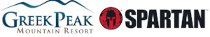 Greek Peak  - Spartan logo