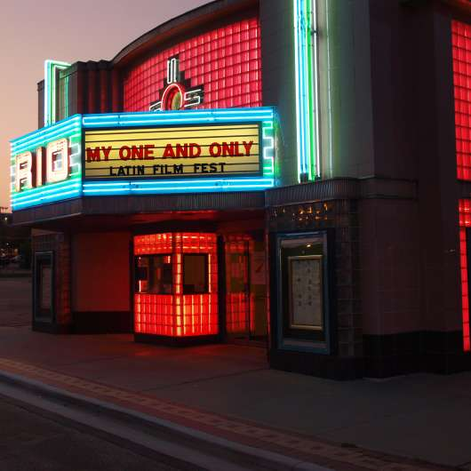 Rio Theatre - Overland Park