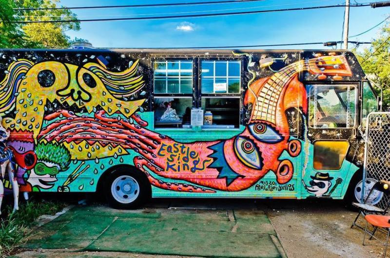 East Side King food truck