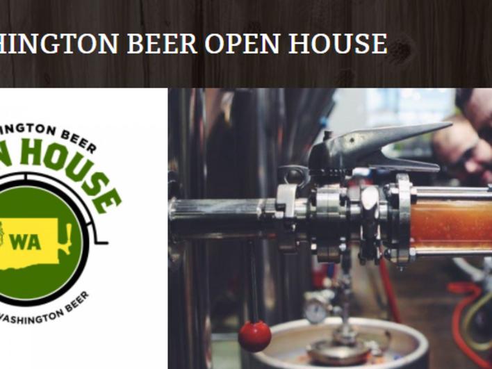 Washington Beer Open House
