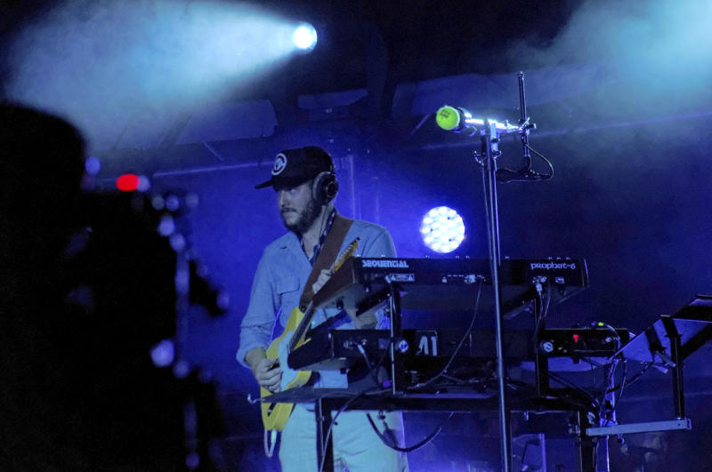 Justin Vernon - Photo by: Luong Huynh/Volume One