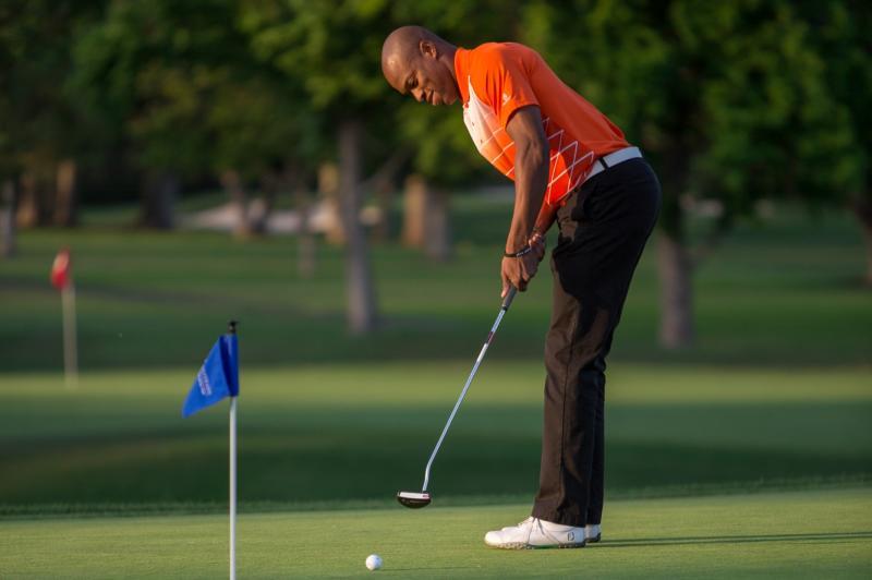 Silverado Putting Green Golf