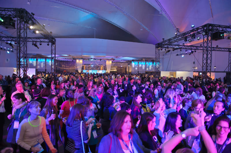 PCMA: Networking Reception