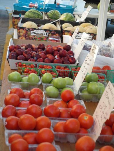 Valley Junciton Farmers Market