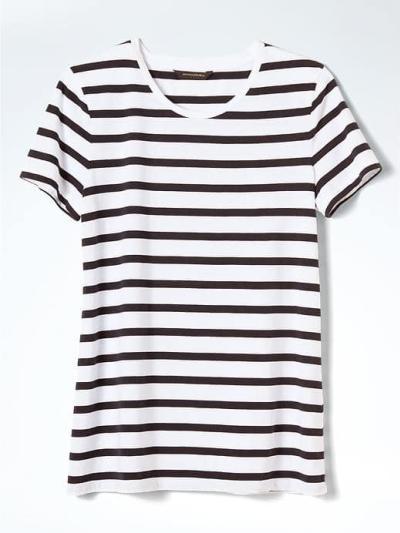 Striped Shirt Perimeter Mall