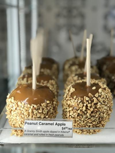 Kilwins Caramel Apple Case