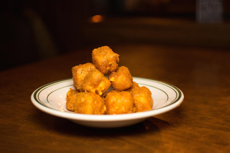 Favorite Cheese Curds - Dooley's Pub - Photo by: Kelsey Smith