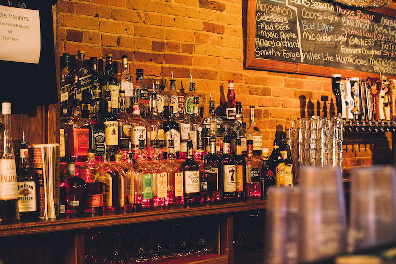 Favorite Happy Hour - The Plus - Photo by: Kelsey Smith