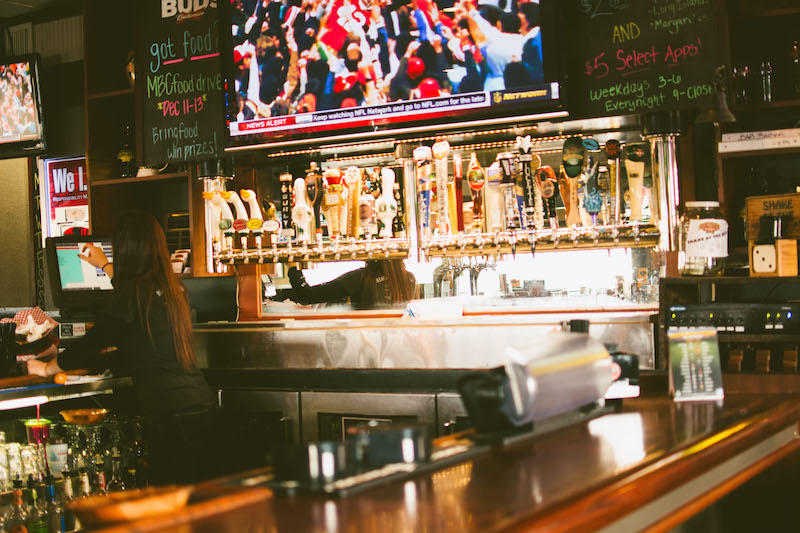 Favorite Happy Hour - Milwaukee Burger - Photo by: Kelsey Smith
