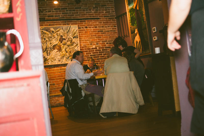 Favorite Local Restaurant - Mona Lisa's - Photo by: Kelsey Smith