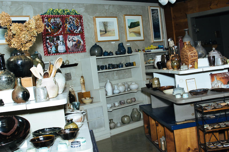 Favorite Locally owned store - Caradori Pottery - Photo by: Kelsey Smith