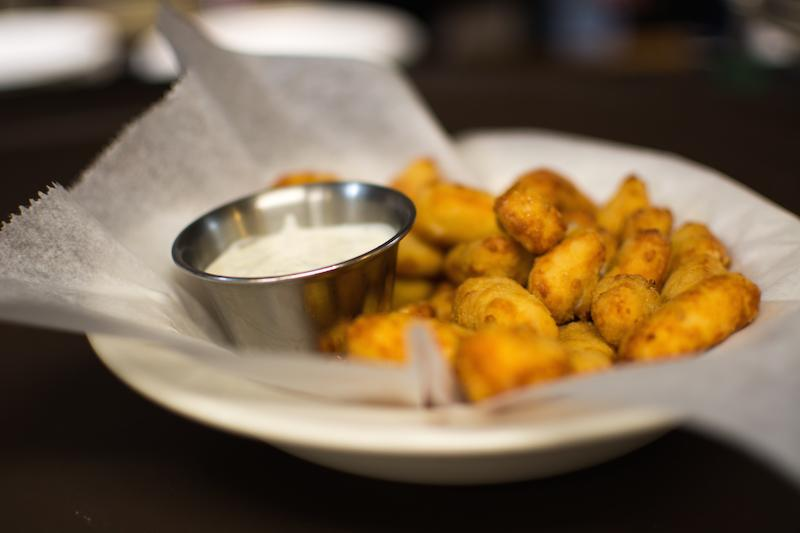 Houligans Cheese Curds - Photo by: Kelsey Smith