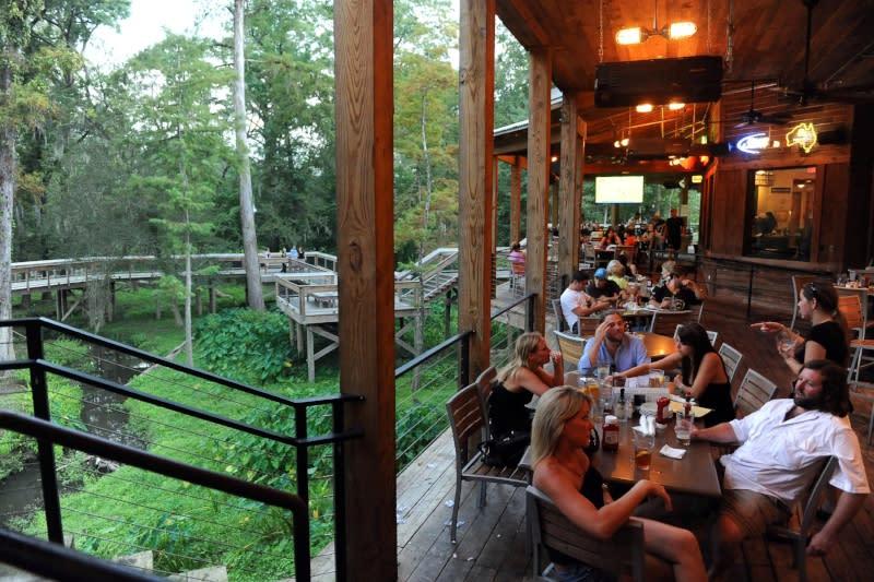 The Chimes Restaurant in Covington