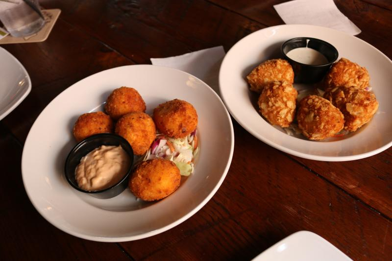 Iowa Taproom fritters