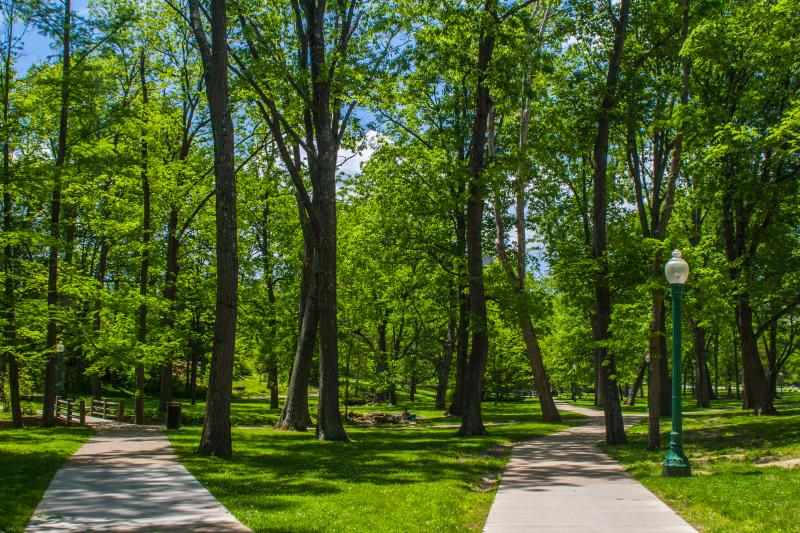 IU Campus Paths - Summer