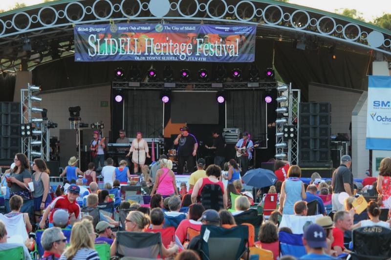 Slidell Heritage Festival