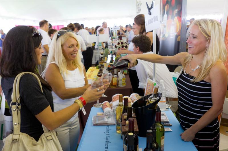 Wine + Food Festival 2016