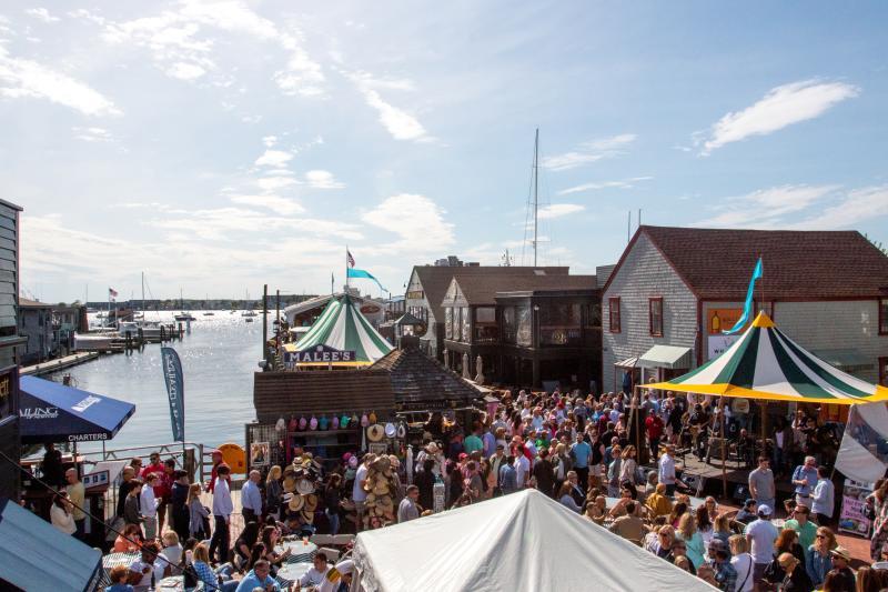 Bowen's Wharf Seafood Festival
