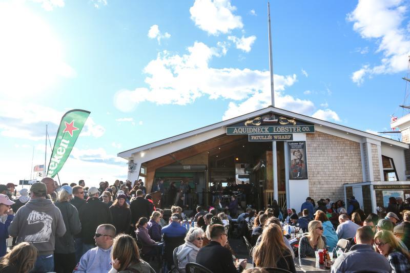 Seafood Festival 2015 Newport RI