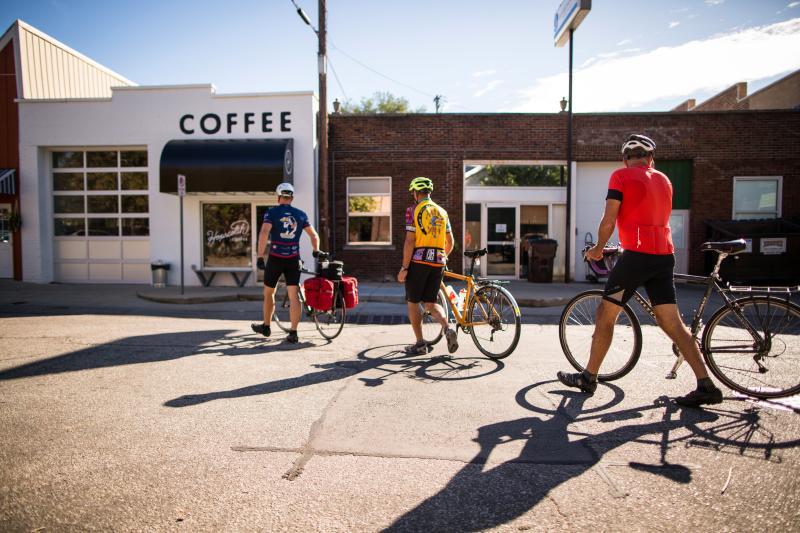 Bikes at Hopscotch - by Zach Dobson