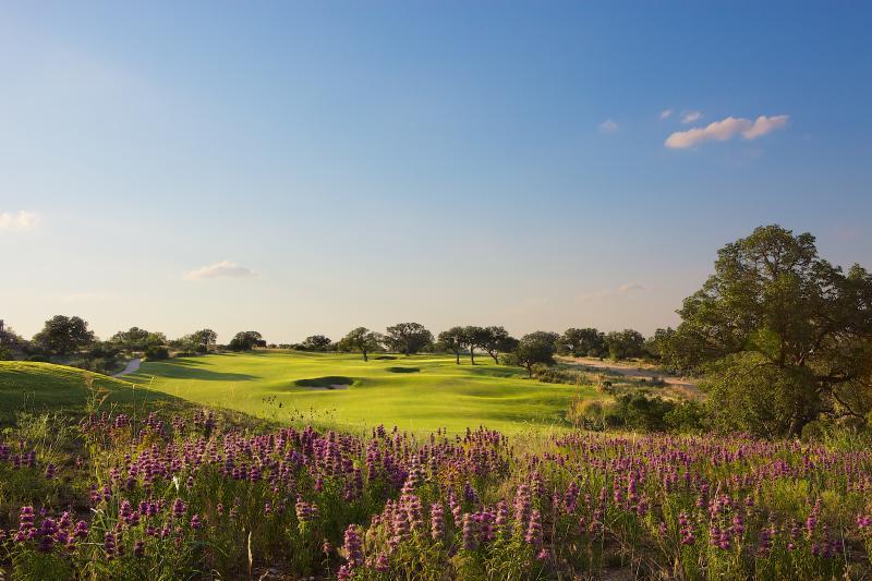 Summit Rock Golf Course at Horseshoe Bay Resort near Austin Texas