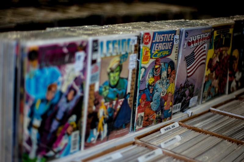 Comicpalooza Comics