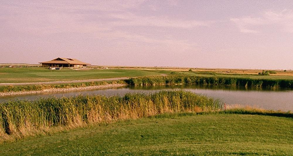Comanche Trail outdoor golf course