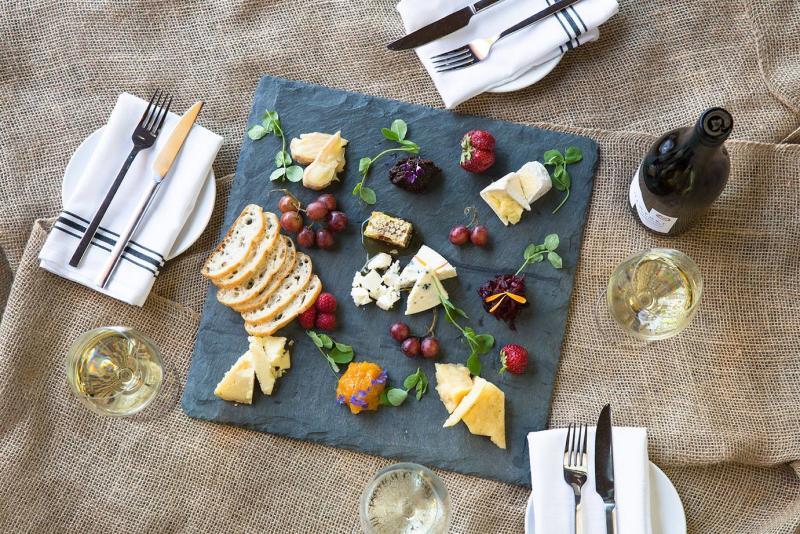 Wine & Cheese Class
