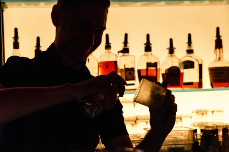 Bartender at Bar X