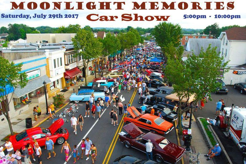 Moonlight Memories Car Show