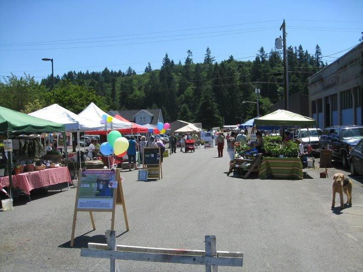 Tenino Farmers Market