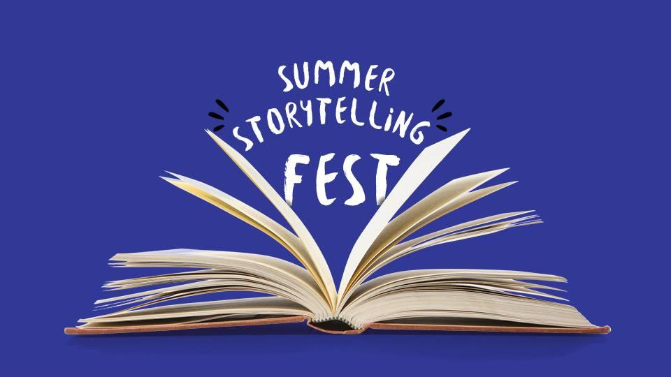 Outlet Collection Summer Storytelling Fest
