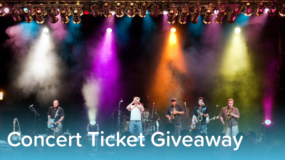 Three Rivers Festival Concert Ticket Giveaway