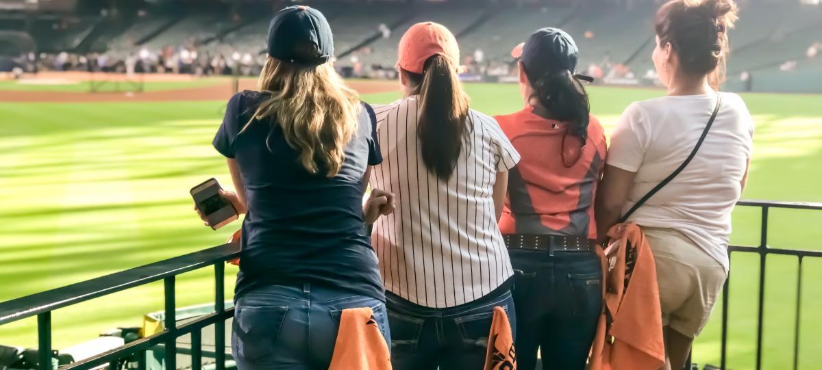 My Gay Houston Astros Game