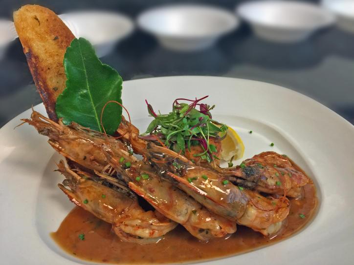 Abita Shrimp Recipe   Jack Daniel's Bar & Grill