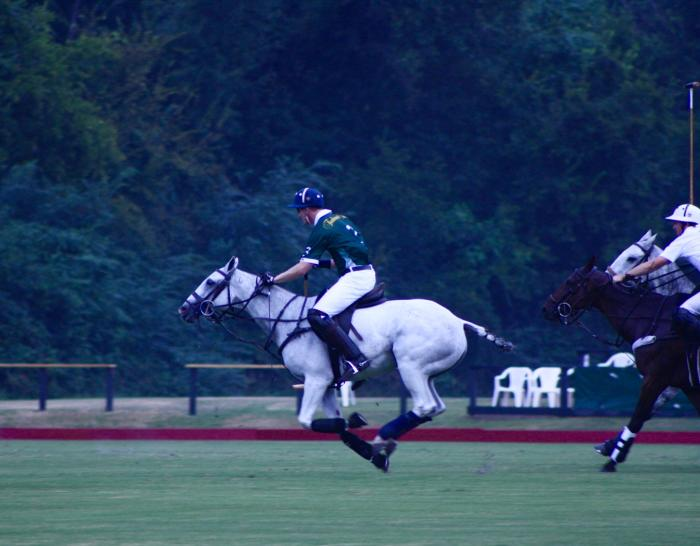 Houston Polo Club Action