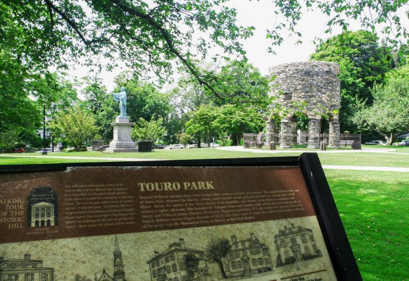Touro Park Spring