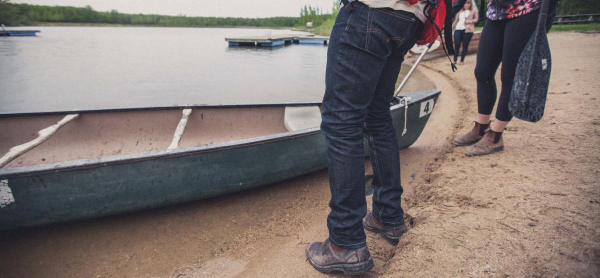 FortWhyte Alive paddle event