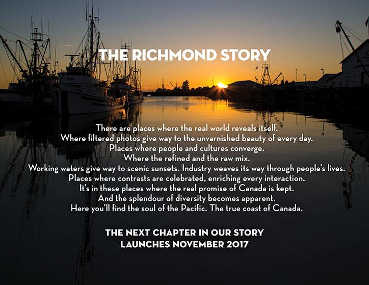 Tourism Richmond 2017 Brand Story
