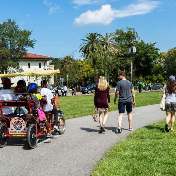 City Park Boat & Bike Rentals
