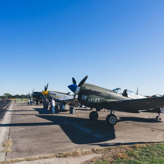 WWII Air, Sea and Land Festival