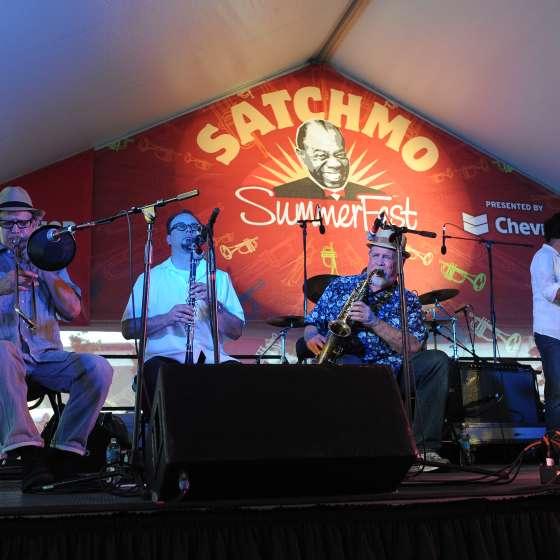Satchmo SummerFest