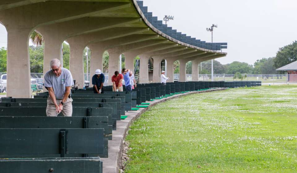 City Park Driving Range